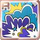 CartoonExplosionBlue