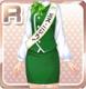 Miss Dream Girlfriend Green