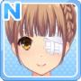 Bandaged Eye White