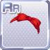 Cute Ribbon Hairband Red