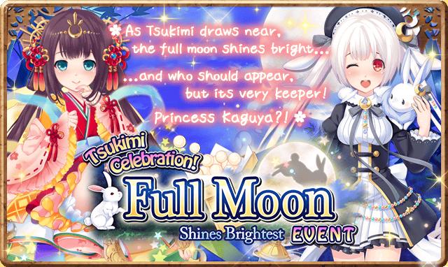 Full Moon Event