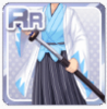 Shinsengumi Warrior White