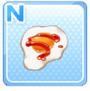 Failed Fried Egg (Ketchup)