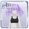 Songstress Hair Purple