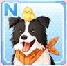 Dog & Chick Yellow