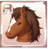 Classic Horse Head Brown