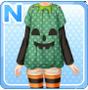 Pumpkin T-Shirt Green