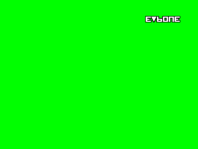 File:On-screen bug of EVB One (October 1, 1982-October 16, 2000), superimposed on a green background.png