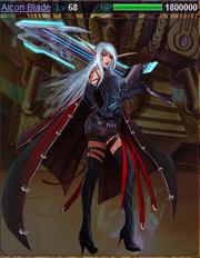 Alcon Blade