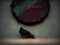 Crowclock