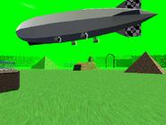 Zeppelin-crash