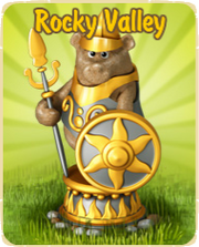 Rocky valley update logo