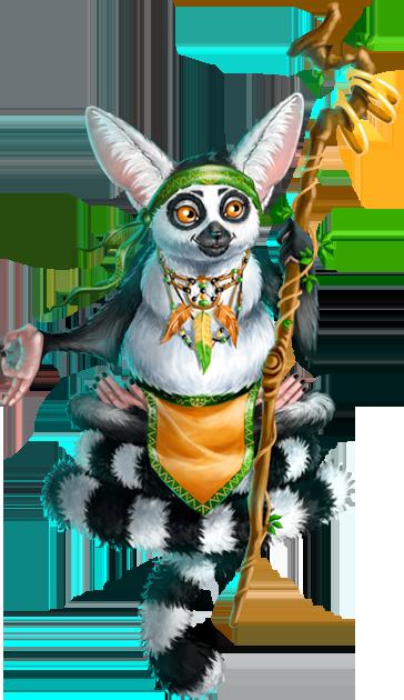 Illus lemur guide