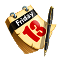 Coll superstitious friday the 13th