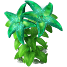 Res emerald flower 2