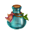 Flask holiday of spring