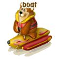 Bear on banana boat deco.png