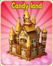 Candy land update logo