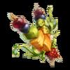 Fruit canape