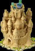 Sand castle stage3