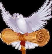 Illus pigeon