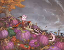 194351 Dreamkeepers patch of autumn - halloween 2011 websize