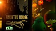 UltraToons Network Spooky Pumpkins ident 2013