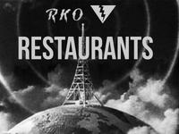 RKO Restaurants 1955