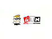 UltraToons Network Dexter's Music Bars ident 2013