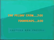 UTN - Coming up next The Friday Crew followed by Toonheads (January 4 2013)