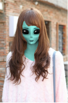 Audrey-the-alien