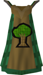 Woodcuttingskillcape