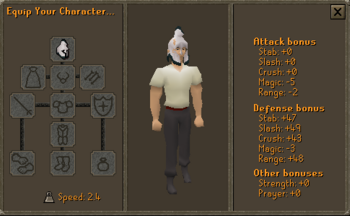 3rd Age Full Helm Stats