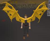 Yellow Dragon Wings (SMB)