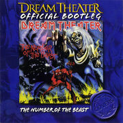 Dream Theater-The Number Of The Beast-Frontal