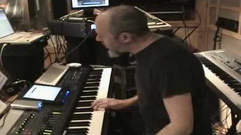 Dream Theater - The Dark Eternal Night In-Studio