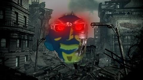 Tzekel Kan's Flight 2- Wrath of Cyborg Kan