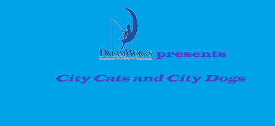 City Cats and City Dogs logo