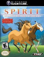 Spirit for Nintendo GameCube
