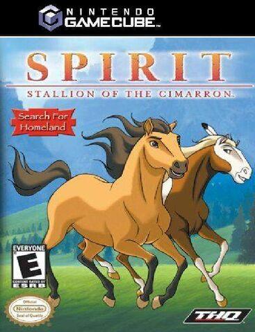 File:Spirit for Nintendo GameCube.jpg