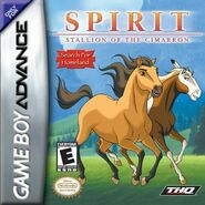 Spirit for Nintendo Gameboy Advance