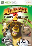Madagascar 2 for Microsoft XBOX 360