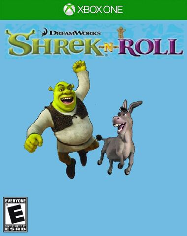 File:Shrek N Roll for Microsoft XBOX One.JPG