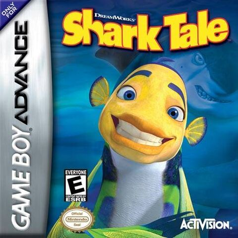 File:Shark Tale for Nintendo Gameboy Advance.jpg