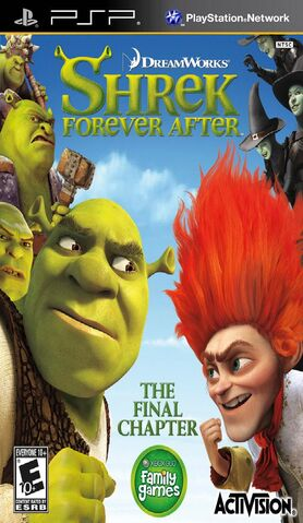 File:Shrek Forever After for Sony PlayStation Portable.jpg
