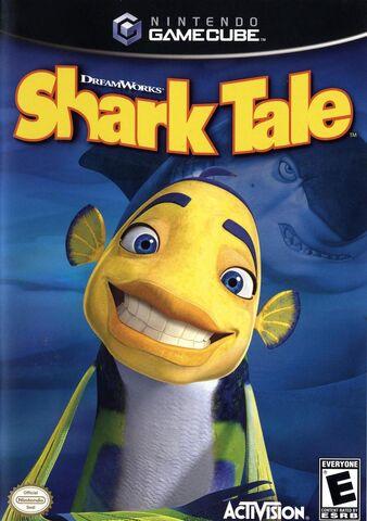 File:Shark Tale for Nintendo GameCube.jpg
