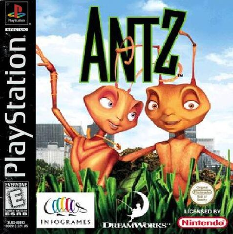 File:Antz for Sony PlayStation One.JPG