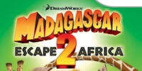Madagascar 2: Escape To Africa (video game)