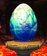 Shivertooth egg