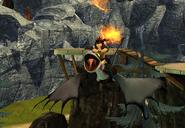 Titan tterror fly shot